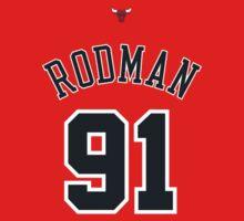 Dennis Rodman Kids Clothes