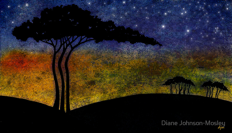 Twilight  by Diane Johnson-Mosley