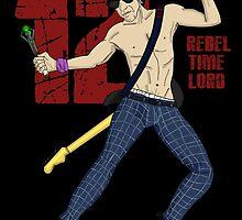 Rebel Time Lord by SanFernandez