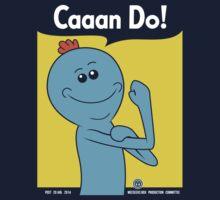 Meeseeks can do! by Vitaliy Klimenko