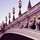 Pont Alexandre III by Linda Hardt