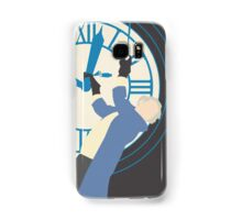 Back to the Future poster Samsung Galaxy Case/Skin
