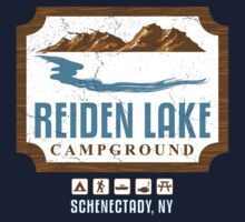 Reiden Lake Campground Kids Tee