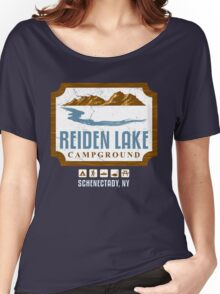 Reiden Lake Campground Women's Relaxed Fit T-Shirt