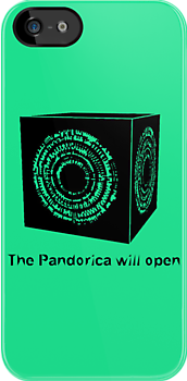 The Pandorica Will Open by Deastrumquodvic