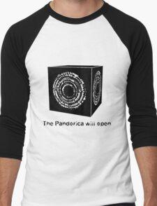 The Pandorica Will Open Men's Baseball ¾ T-Shirt