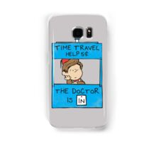 The Doctor Is In Samsung Galaxy Case/Skin