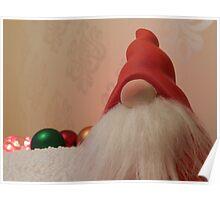New Santa! Poster