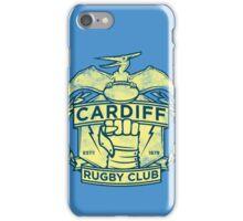 Torchwood Rugby Club iPhone Case/Skin