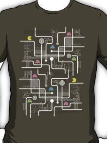 Return Of The Retro Video Games Circuit Board T-Shirt