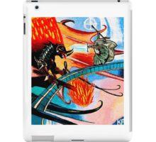 Gandalf and the Balrog iPad Case/Skin
