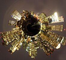 The world revolves around Boston... by CJ Fuchs