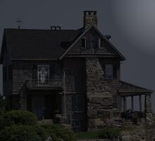 Haunted House by Sinclere