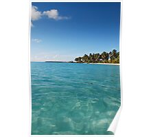 Home Island - Cocos (Keeling) Islands Poster