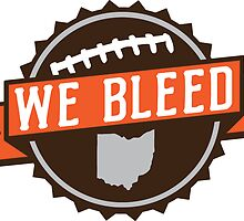 We Bleed Ohio Football by WeBleedOhio