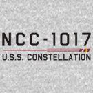ST Registry Series - Constellation Logo by Christopher Bunye