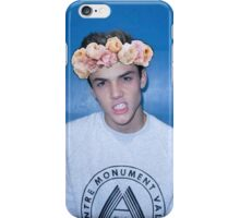 Grayson Dolan Flower Crown  iPhone Case/Skin