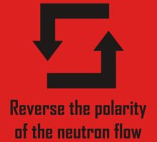 Reverse the Polarity of the Neutron Flow by Deastrumquodvic