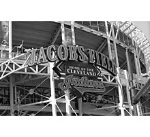 Jacobs Field - Cleveland Indians Photographic Print