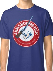 Arm&Boomstick The standard of survival Classic T-Shirt