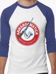 Arm&Boomstick The standard of survival Men's Baseball ¾ T-Shirt