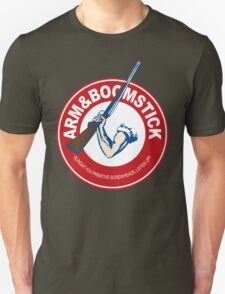 Arm&Boomstick The standard of survival Unisex T-Shirt