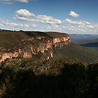 Blue Mountains by Stephen Dean