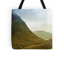 Glen Coe Tote Bag
