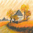 warme Insel by HannaAschenbach