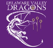 Delaware Valley Dragons QC - Logo Shirt by J.H. Rackharrow
