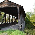 Bedford PA Covered Bridge by Sherri Fink