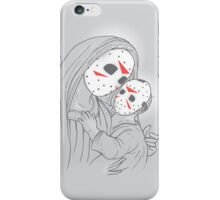 Our Blessed Voorhees iPhone Case/Skin