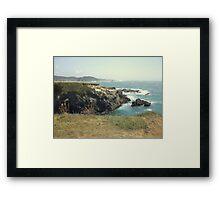 Mendocino  Headlands  Framed Print