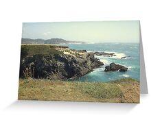 Mendocino  Headlands  Greeting Card
