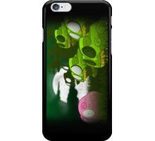 Brain Zombies Scene iPhone Case/Skin