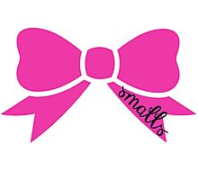 Smalls Bow Photographic Print