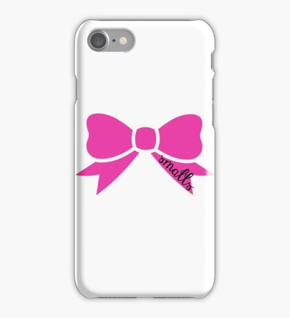 Smalls Bow iPhone Case/Skin