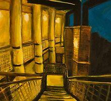 night by Fache Desrochers