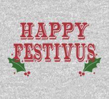 Happy Festivus Kids Clothes
