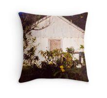 Vintage Rural 001 Throw Pillow