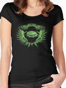 Bouncing Betty Women's Fitted Scoop T-Shirt