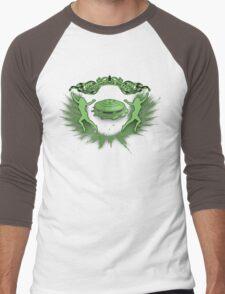 Bouncing Betty Men's Baseball ¾ T-Shirt