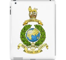 Royal Marines Emblem iPad Case/Skin