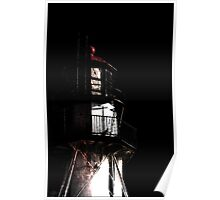 Whitefish Pt Lighthouse Poster