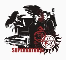 Supernatural 5th season by Mad42Sam