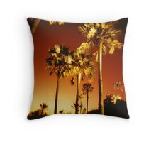 Palmwag Desert Camp - Namibia Throw Pillow