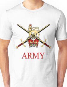British Army Crest Unisex T-Shirt
