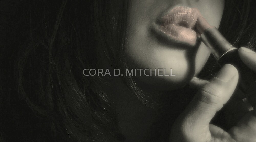 a touch of Pink by CORA D. MITCHELL