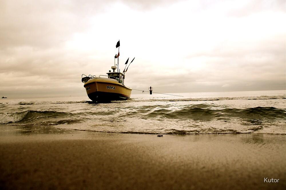 Baltic Solitude  by Kutor