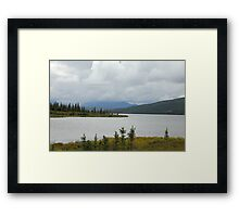 Wonder Lake Framed Print